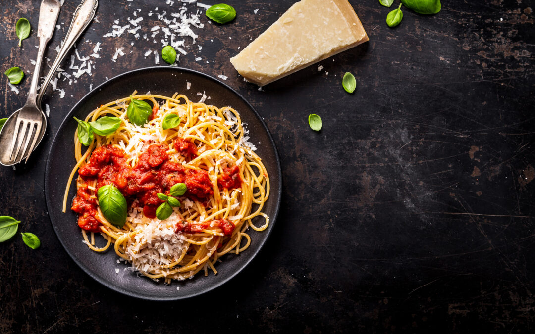 receipe for spaghetti bolognese